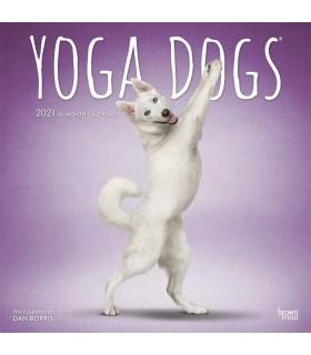 Yoga des chiens 2021
